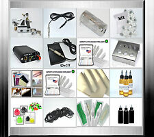 Tattooset (S1 S-Sphinx)  Komplettset Spulemaschine Tattoomaschine Tattoo Set