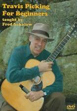 TRAVIS GUITAR PICKING FOR BEGINNERS - FRED SOKOLOW DVD