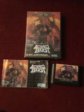 Altered beast complet (pour Megadrive)