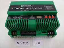 Control Techniques Commander CDS 75 Motor power 0,75 KW, input 1 Ph output 3 Ph