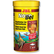 JBL NovoBel 250ml Fish Food Flakes Novo Bel