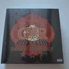 GUNS N' ROSES - CHINESE DEMOCRACY - 2008 CD BOX LTD. EDITION NEW SEALED