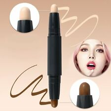 Makeup Natrual Cream Face Eye Foundation Concealer Highlight Contour Pen Stick
