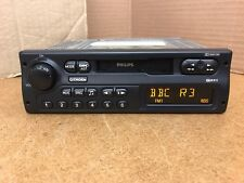 Citroen Phillips 22rc465 Classic Retro Old Cassette player car radio Stereo