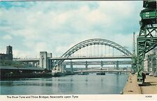The River Tyne & Three Bridges, NEWCASTLE UPON TYNE, Northumberland