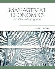 NEW - Managerial Economics: A Problem-Solving Approach