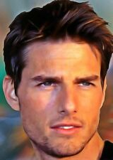 Tom Cruise  Limited Edition Art Card 1 of 49  ACEO