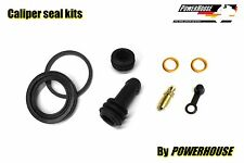 Kawasaki KLR 250 1984-2005 front brake caliper seal repair kit set