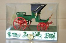 BRUMM HISTORICAL SERIES 9 OPEN PHAETON 1850 CLOSED TOP CARRIAGE BUGGY WAGON na