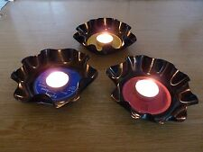 """8 X Retro 90s party table decorations. 7"""" record bowls. Multiple uses"""