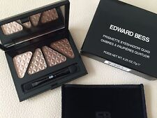 EDWARD BESS Prismette Eyeshadow Quad Palette - Cosmic Bliss (Neutral Shades) NEW