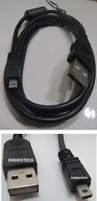 PENTAX Optio RS1500 cámara USB Data Sync Cable/Plomo Para PC Y MAC