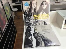 DAVID BOWIE  WITH DANA GILLESPIE LP MAKE WAY FOR THE ROCK AND ROLLERS BLUE VINYL