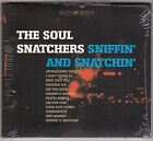 The Soul Snatchers - Sniffin And Snatchin - CD (SOCIALCD08 Brand New Sealed)