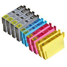 10 komp. Patronen für Epson SX235W SX435W SX440W BX305FW SX125 SX420W SX425W XXL