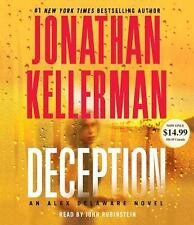 Jonathan Kellerman - Deception (2013) - Used - Compact Disc