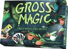 Gross Magic Set for Kids Truly Revolting Childrens Magic Tricks 8 Years Plus