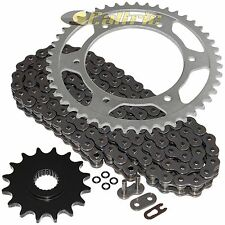 Steel O-Ring Drive Chain & Sprocket Kit Fits BMW G650GS G650 GS 2011-2015