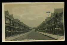 London EAST SHEEN Gilpin Ave 1920 RP PPC corner crease