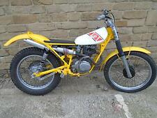 Yamda Yamaha TY /Honda TL125 twinshock trials .