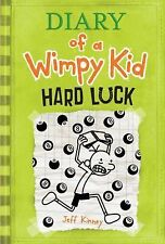 Diary of a Wimpy Kid: Hard Luck by Jeff Kinney (2013, Hardcover)