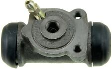 Drum Brake Wheel Cylinder Rear Left Parts Master WC37687 fits 87-91 Toyota Camry