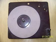 Vintage Antique  Turntable Record Player  for parts or repair