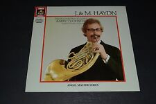 J. & M. Haydn~Horn Concertos~Barry Tuckwell~English Chamber Orchestra~Angel~EMI