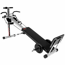 Heavy Duty Bayou Fitness Total Trainer Power PRO Home Gym Gravity System