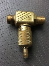 General Pump Adjustable Soap injector. Apply soap down stream Injector