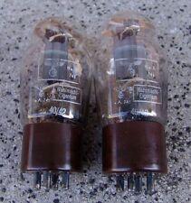 2x Triode VALVO as Telefunken RL12 T15 NOS OVP - for S.E. Power Amplifier
