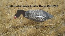 Sillosocks SPECK Goose Windsock Decoys 1 dz Feeders SS1098 by Sillosock Decoys