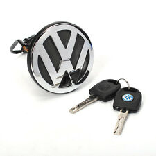 OEM Release Handle Rear Boot Lid Trunk Lock&Key Fit For Jetta Bora Golf MK4 VW