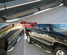 Fits Avalanche/Suburban/Yukon XL (Inc.2013) S/S Side Step Nerf Bars