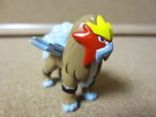 Vintage Genuine Pokemon Nintendo CGTSJ TOMY Toy Figure Entei 2.5 inches (PG1095)