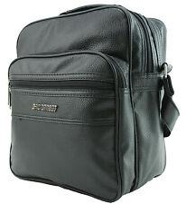 Neu Herren Arbeitstasche Tasche schwarz BAG 1802 Umhängetasche Vespertasche
