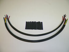 "18"" HANDELBAR SWITCH WIRE EXTENSION FOR YAMAHA 650 V STAR wiring"