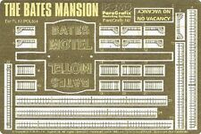PARAGRAFIX 1/87 Bates Mansion Photo-Etch Set for PLL PGX190
