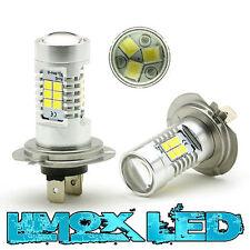 2x H7 Xenon LED 4G Nebelscheinwerfer Abbiegelicht Birnen 700 Lumen Seat VW AUDI