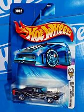 Hot Wheels 2004 First Editions #2 Dodge Charger 1969 Black w/ 5SPs