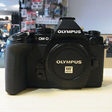 Used Olympus OM-D E-M1 Body Black (25278 actuations) - 1 YEAR GTEE