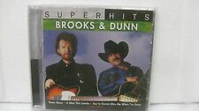 BROOKS & DUNN SUPER HITS                                                   CD516