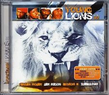 REGGAE CD / YOUNG LIONS / VOL2 CRCD3157 JAH MASON / FATAN MOJAH / TURBULENCE NEW
