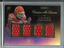 Dexter McCluster 2010 Topps Tribute Game Used Jersey #08/15
