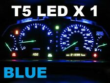 T5 Blue LED 5mm Wedge  VS VT VX VY VZ VU SS VE AU BA BF FG Dash Console