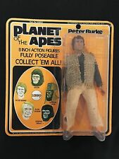 "PLANET OF THE APES MEGO "" PETER BURKE "" SEALED UNOPENED 1975 VINTAGE RARE FIGURE"