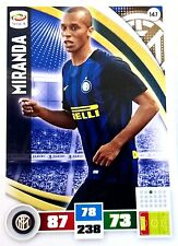 Card Calciatori Panini ADRENALYN 2016 2017 MIRANDA Inter 147