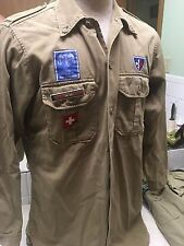 Swiss Boy Scout Uniform Shirt
