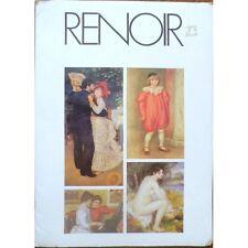RENOIR Porte Folio 4 planches La danse Le Clown Y et C LEROLLE et Femme Nue 1951