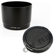 ET-65B ET65B lens hood for EF 70-300mm f/4-5.6 IS + Cap